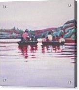 Teppa Ride Acrylic Print
