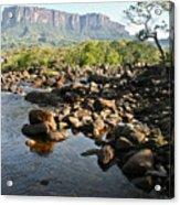 Tepui Formation Acrylic Print
