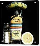 Tequila De Mexico Acrylic Print