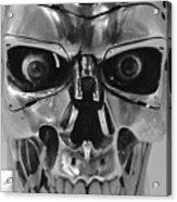 Terminator Acrylic Print