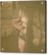 Terra Verte Acrylic Print