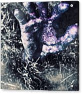 Terror From The Crypt Acrylic Print