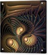 Tertiary Harmonics Acrylic Print