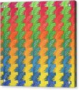Tessellation Acrylic Print