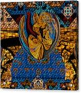 Tesserae 5 Acrylic Print