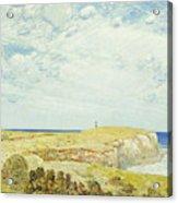 Montauk Point, 1922 Acrylic Print