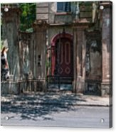 Colonial Past Acrylic Print