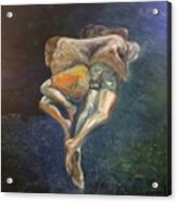Tethered Acrylic Print