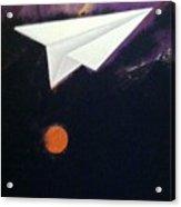 Tetrad Moon #1 Acrylic Print