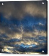 Texas Big Sky Four Acrylic Print