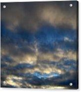 Texas Big Sky Four Acrylic Print