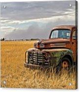 Texas Truck Ws Acrylic Print