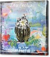 Texas Wildflowers Tp A D Acrylic Print