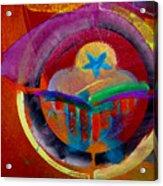 Texicana Acrylic Print
