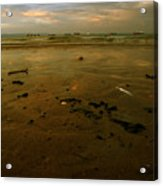 Th Low Tide Acrylic Print
