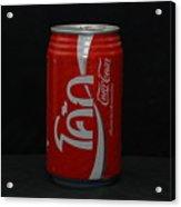 Thai Coke Acrylic Print