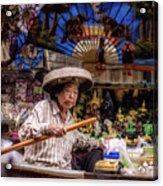 Thai Lifestyle1 Acrylic Print