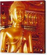 Thailand, Pathum Thani Wa Acrylic Print