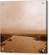 Thames Acrylic Print