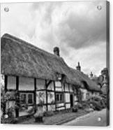Thatched Cottages Of Hampshire 15 Acrylic Print