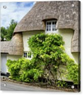 Thatched Cottages Of Hampshire 19 Acrylic Print