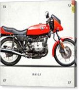The 1982 R65ls Acrylic Print