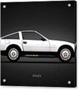 The 300 Zx Acrylic Print