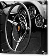 The 356 Roadster Acrylic Print