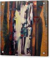 the 7 contemporary sins - Vanity Acrylic Print