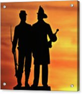 The 73rd New York Acrylic Print