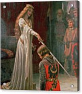 The Accolade Acrylic Print