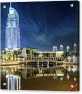 The Address Dubai Acrylic Print