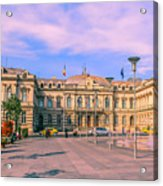 The Administrative Palace Acrylic Print