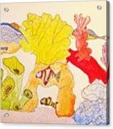 The Age Of Aquarium Acrylic Print