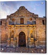 The Alamo - San Antonio Texas Acrylic Print
