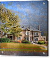 The Aldredge House  Acrylic Print
