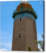 The Alhambra Water Tower Acrylic Print
