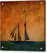 The America In Key West Acrylic Print