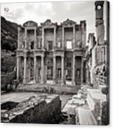 The Ancient Library Acrylic Print