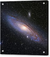 The Andromeda Galaxy Acrylic Print