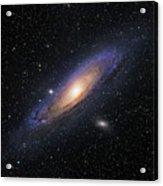 The Andromeda Galaxy Acrylic Print