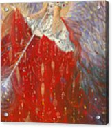 The Angel Of Life Acrylic Print