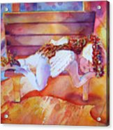 The Angel's Nap Acrylic Print