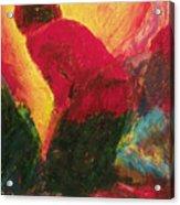 The Annunciation - Bganc Acrylic Print