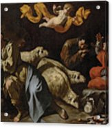 The Annunciation To The Shepherds Acrylic Print
