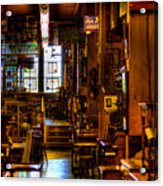 The Antique Store Acrylic Print