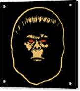 The Ape Acrylic Print
