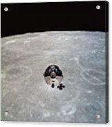 The Apollo 10 Command And Service Acrylic Print