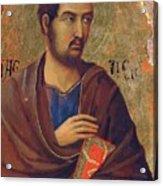 The Apostle Thaddeus 1311 Acrylic Print