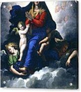 The Apparition Of The Virgin Acrylic Print